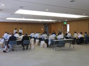 福祉推進員会議が開催されました